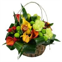 Order bouquet  «Festive day» with delivery