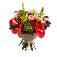 Bouquet «Ambrosia placer» |