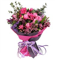 Order bouquet «Raspberry happiness» with delivery to any city