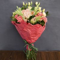 Order beautiful bouquet «Pink world» in our online shop
