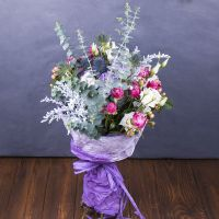 Order beautiful bouquet «Symphony of Eden» in our online shop
