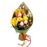 Bouquet «Sunny Easter»   buy with delivery to any city