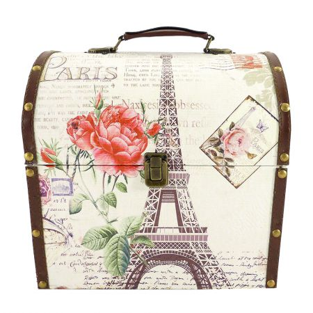 Buy a nice chest ''Paris'' large size with delivery to any destination
