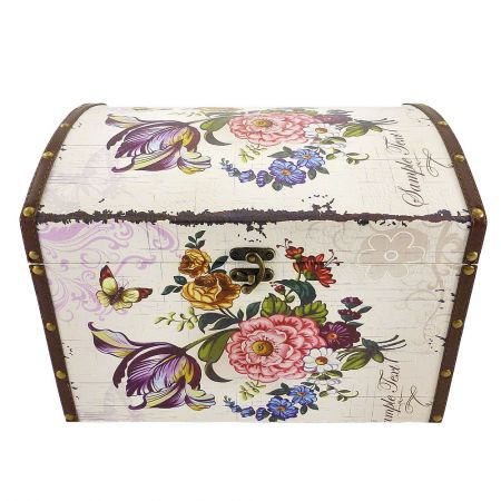 Order a beautiful chest ''Flowers'' in the online store. Delivery!