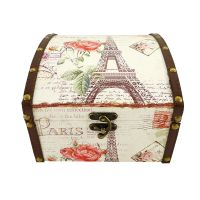 Order small Chest «Paris» in online flower shop with delivery