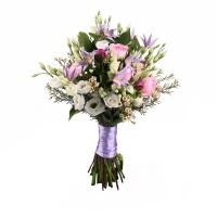 Bouquet «Wedding breath» | order with delivery