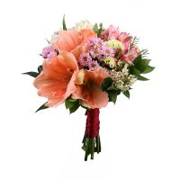 Bouquet «Wedding Fountain» | order with delivery