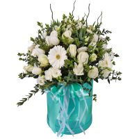Buy the bouquet «Tiffany» in the internet-shop UFL with delivery to any city.