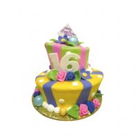 Product Cake to order - Bright
