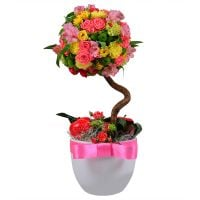 Bouquet Flower tree