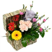 Bouquet Flower box