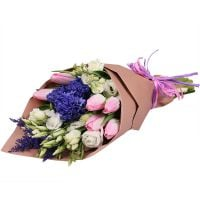 Order beautigul bouquet with «Morning tenderness» in Ukraine with delivery to any city