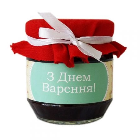 Product Strawberry-mint jam