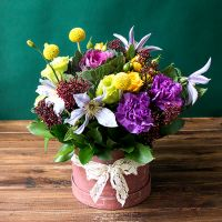 Order amazing bouquet «Evening in Tuscany» in our online shop