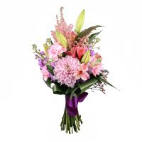 Bouquet «Spring fireworks» | order with delivery on UFL