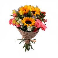Buy flowers in the online store
