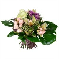 Buy �Vintage� bouquet of flowers