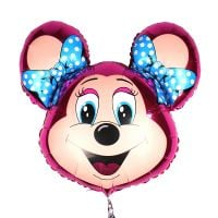 Balloon «Minnie Mouse» online with the best flower delivery