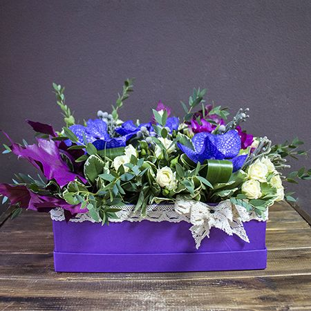 Order the bouquet «Star haven» in our online shop. Delivery!