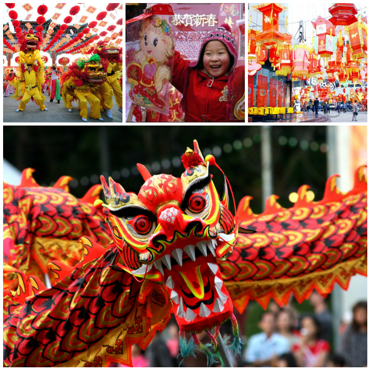 The history and tradition of celebrating the Chinese New Year