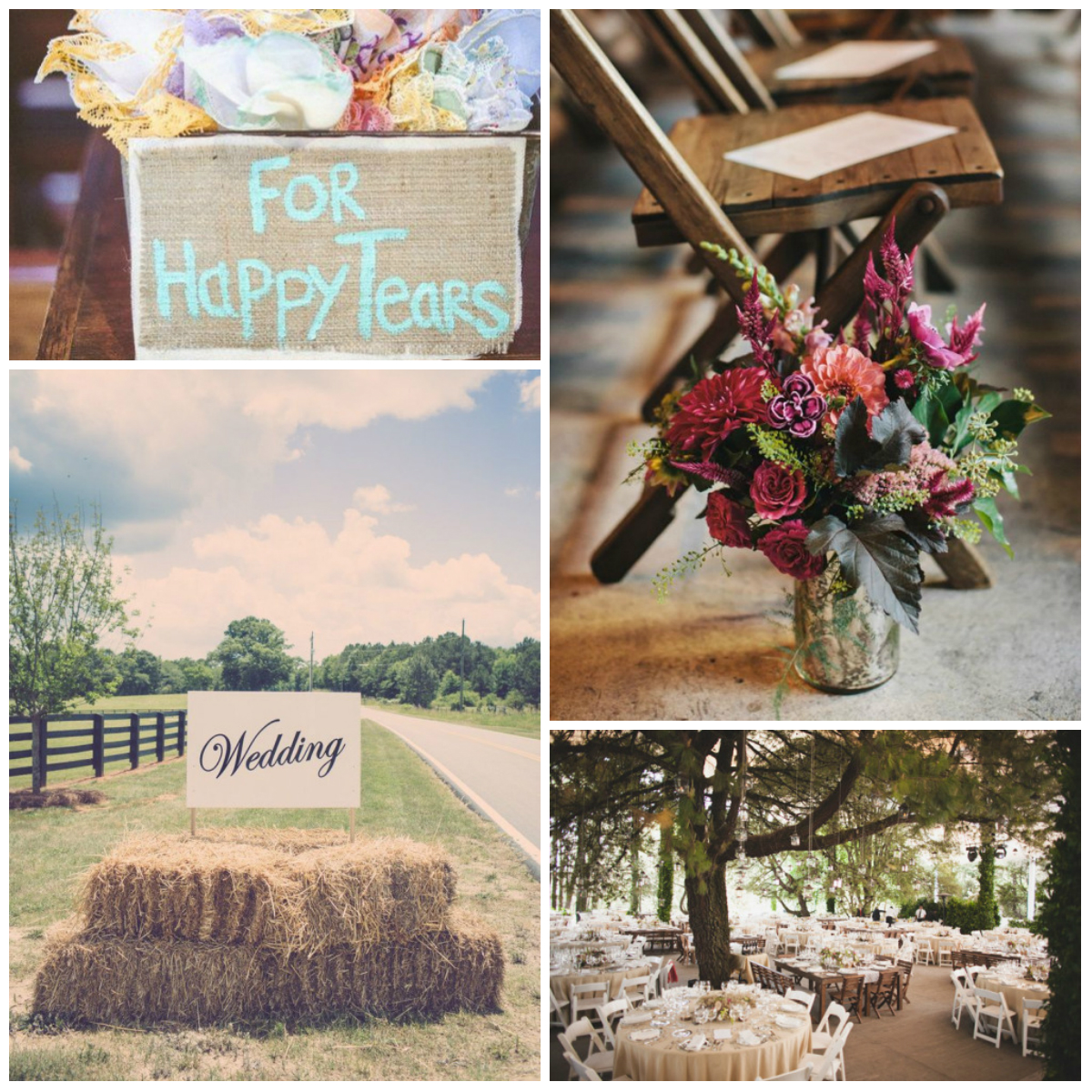 Wedding Ideas Spring: A Few Ideas For Spring Wedding