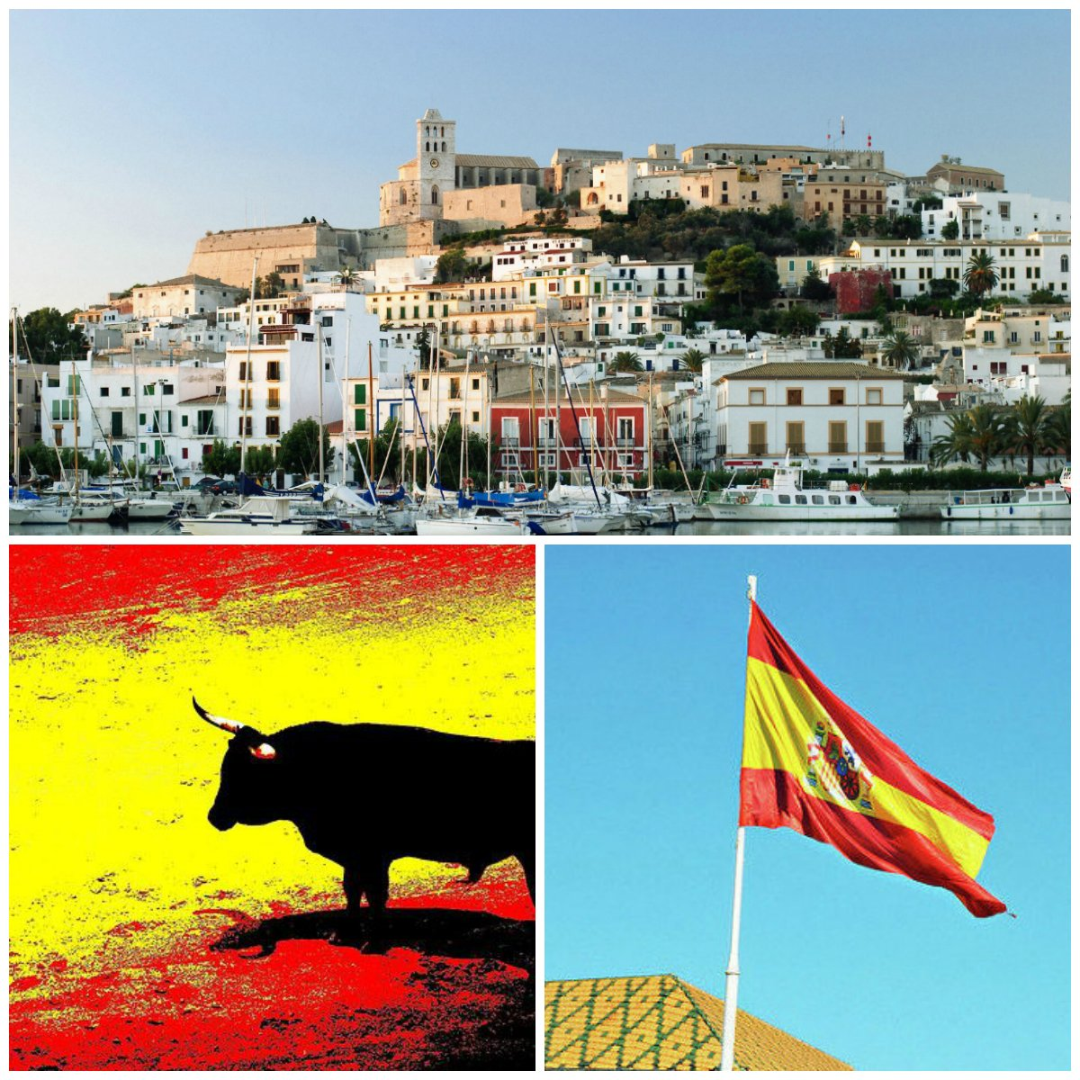 how to decide where to go in spain