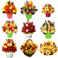 How to make your own fruit bouquet?